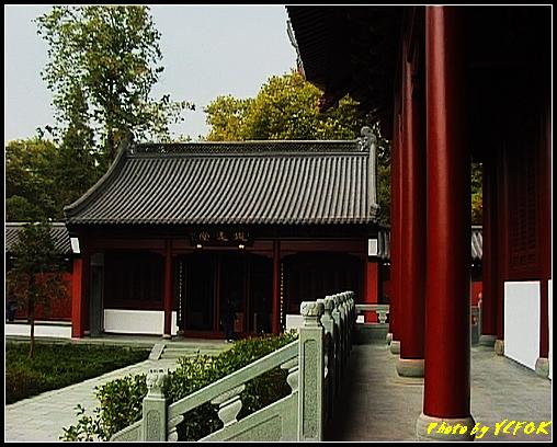 杭州 西湖湖畔的錢王祠 - 045
