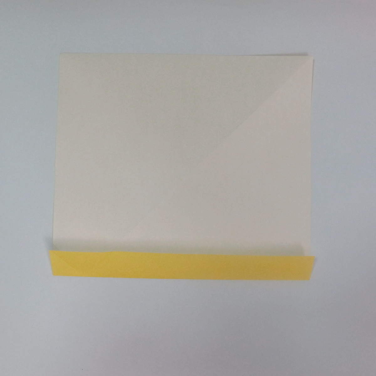 สอนวิธีพับกระดาษเป็นรูปลูกสุนัขยืนสองขา แบบของพอล ฟราสโก้ (Down Boy Dog Origami) 011