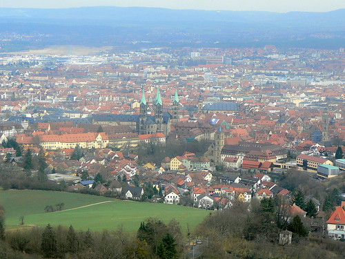 selbst bei schlechtem Wetter ist Bamberg herrlich a