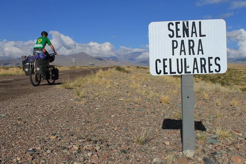 En route to Paso Agua Negra
