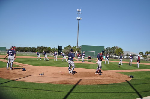 Twins Spring Training 4