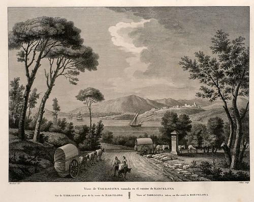 004-Voyage pittoresque et historique de l'Espagne  par Alexandre de Laborde Vol I-part2-BNE