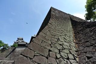 One scene in Kumamoto castle No.1.