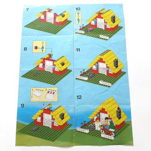 LEGO 6592 Vacation Hideaway ins03
