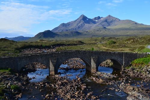 The Cuillin Range, Skye