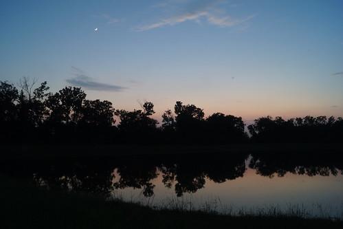 longexposure sunset sun lake reflection beautiful sunrise pier amazing pond long exposure flood god jesus creation reflect le heavenly breathtaking