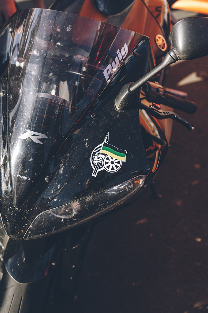 Harley Davidson Desmond Louw South Africa 0495