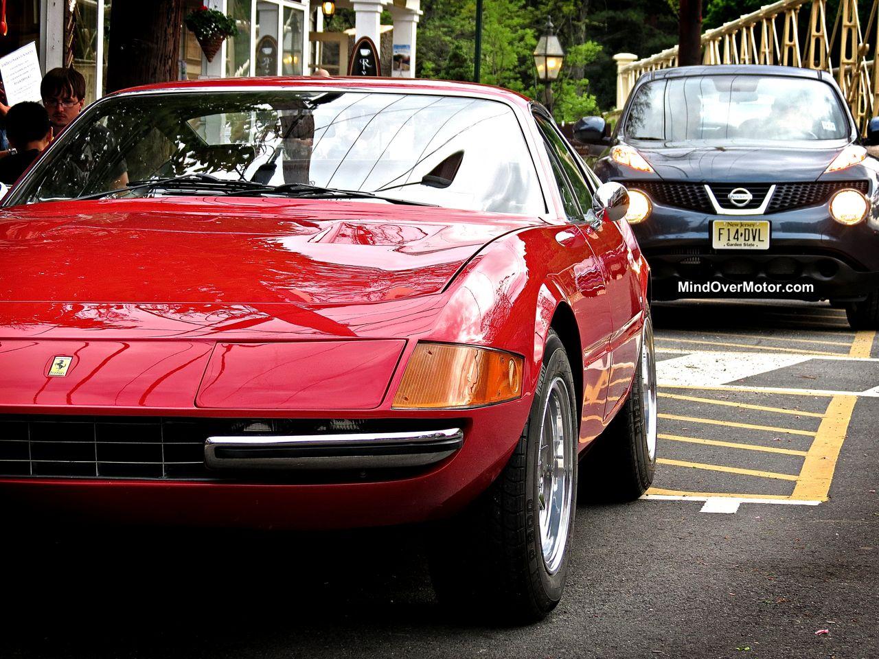 Ferrari 365 Daytona at Ladies and Lamborghinis