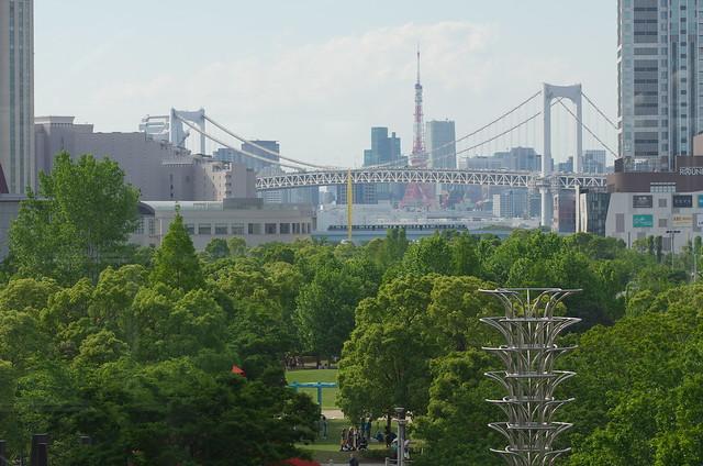 Tokyo Train Story ゆりかもめ 2014年5月18日