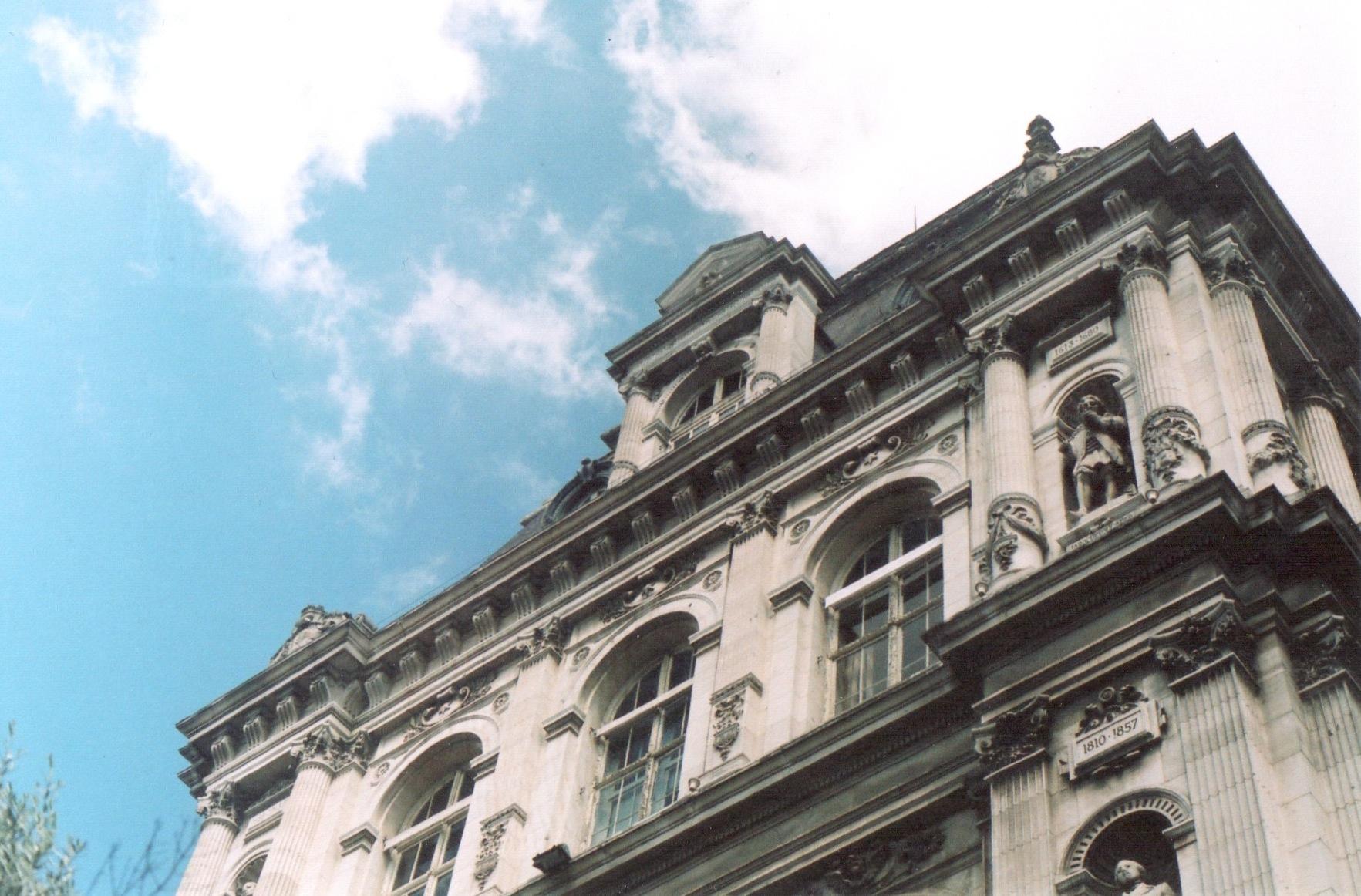 Streets of Paris on Film I