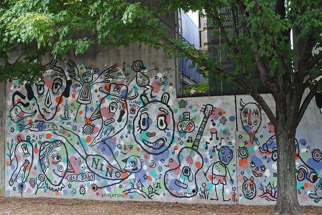 Cabbagetown Murals