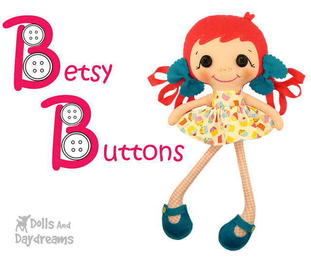Betsy Buttons Sewing Pattern