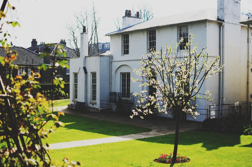 keats-house a