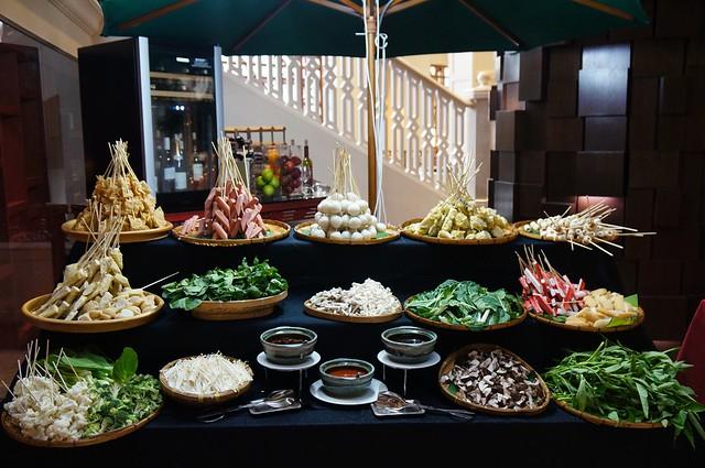 Ramadan Buka Puasa buffet - sheraton imperial hotel KL
