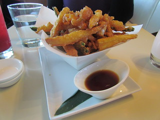 Vegetable Tempura at Departure