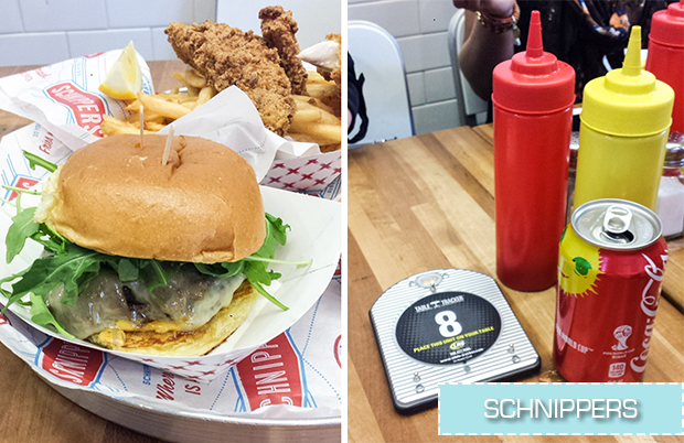 stylelab travel blog NYC food Schnippers