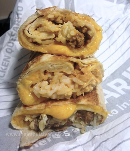 Review Taco Bell Quesarito - The Impulsive Buy-3692