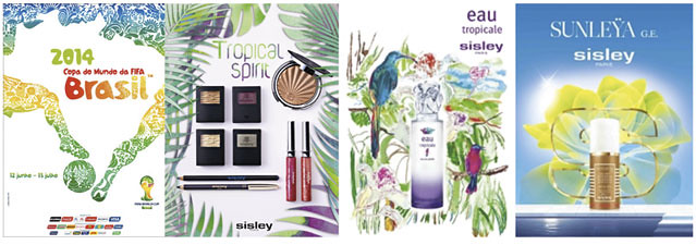 Sisley - 'Tropical Spirit'