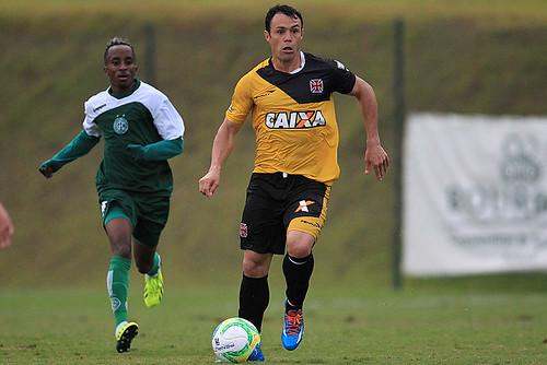 Vasco x Guarani - Jogo-treino - 10-07-14