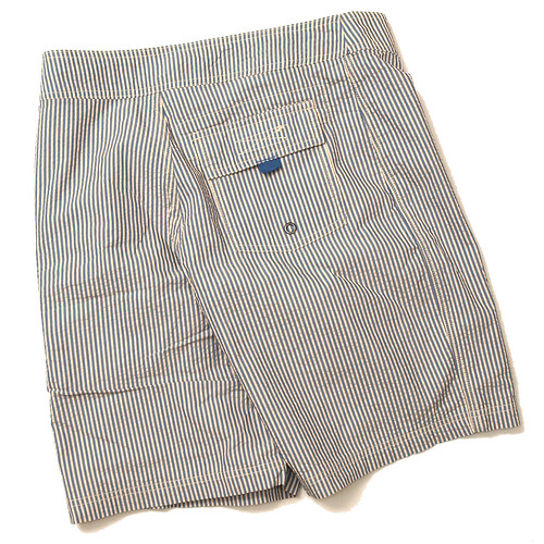 "J.Crew / 9"" Seersucker Board Short"