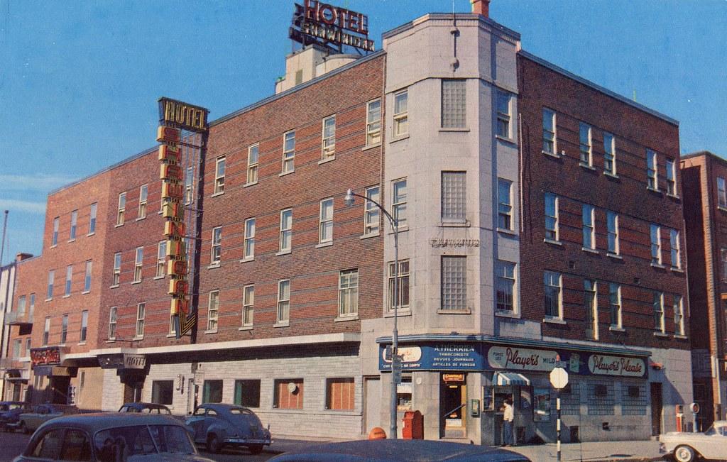 Hotel A Alma Quebec