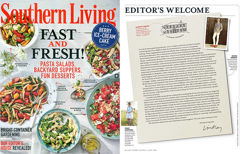 southern living // july 2014