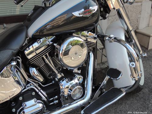 Harley-Davidson mille riflessi