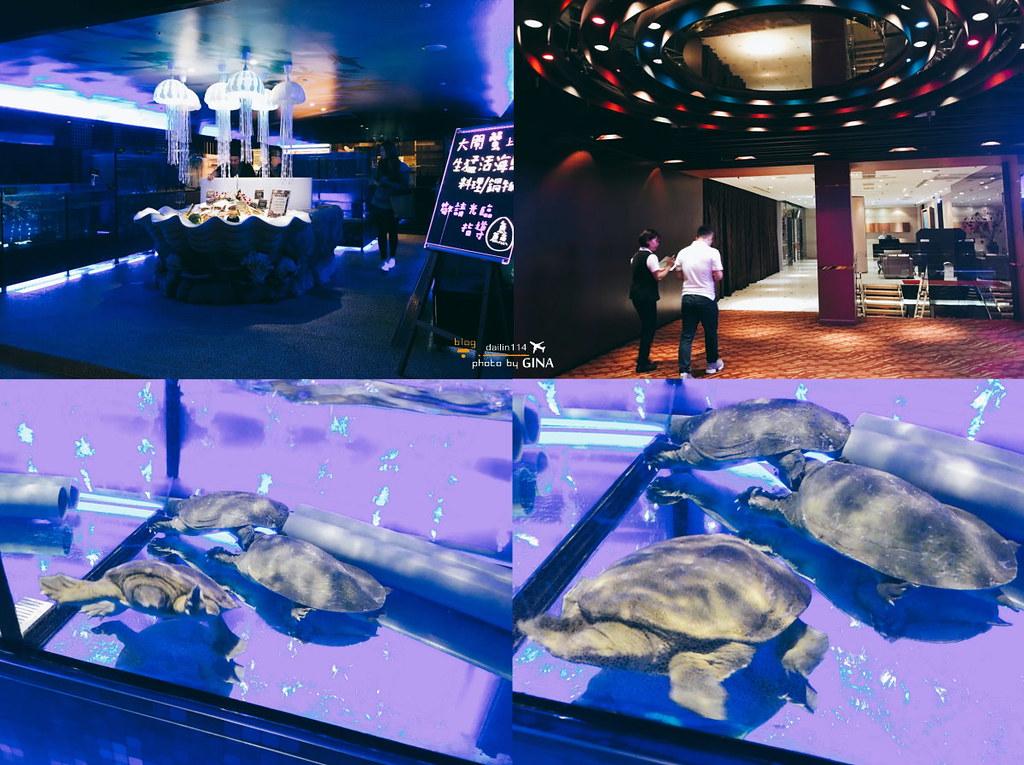 【台北市信義區】ATT婚宴廣場|經典台菜酒家菜|鱻饗宴台菜海鮮|適合家庭聚餐、婚宴、公司行號春酒、聚餐(近永春站1號出口) @GINA環球旅行生活|不會韓文也可以去韓國 🇹🇼