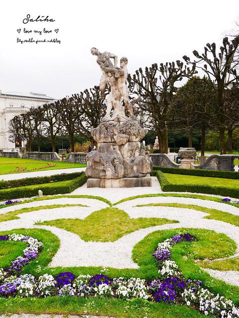 米拉貝爾花園Schloss Mirabell (7)