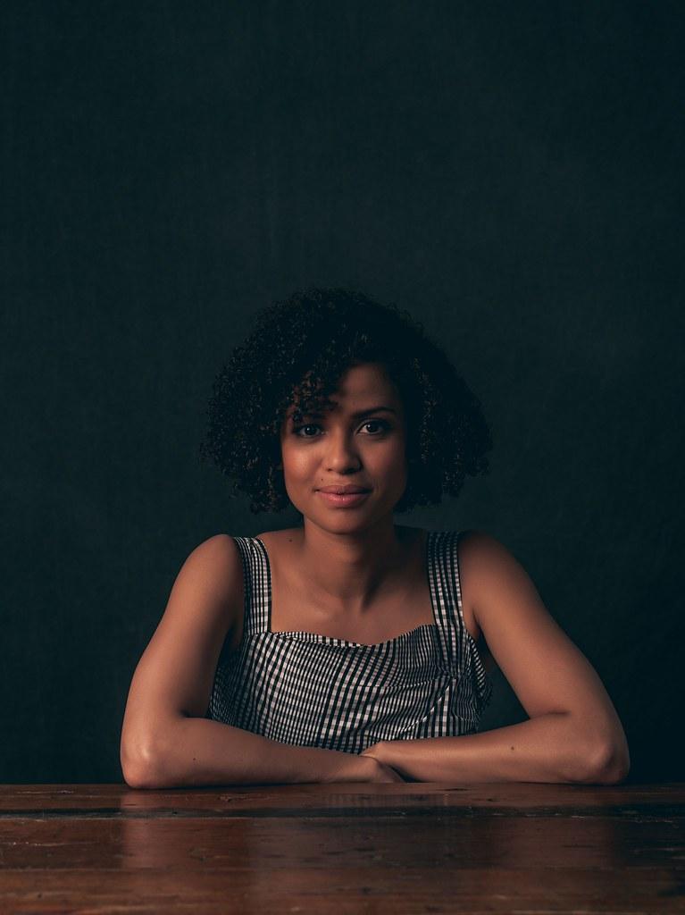 Гугу Мбата-Роу — Фотосессия для «Черное зеркало» на «TIFF» 2016 – 4