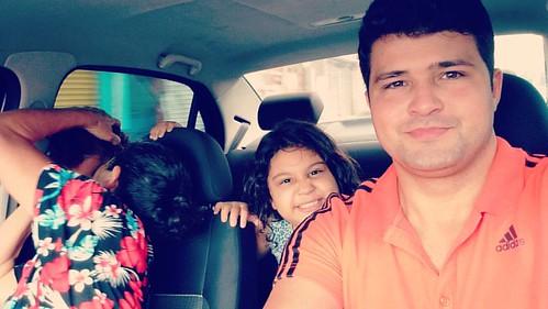 Domingo com elas...😍 👶 👧 👵  #anaclarafigueira