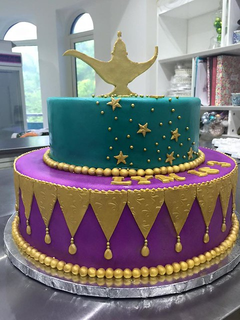 Cake from Divine Cakes