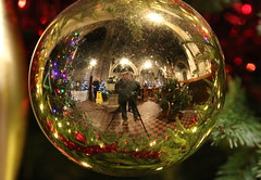 Bauble reflection