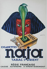 Cigarettes NAJA - Tabac D'Orient