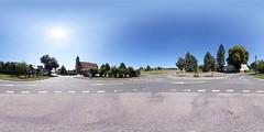 Roundabout in Oesbern