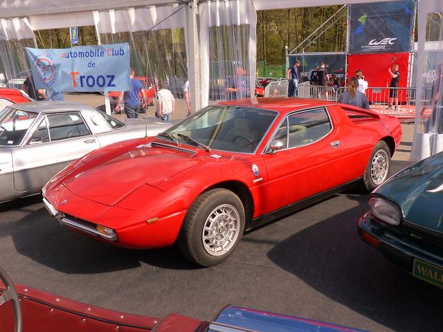 Maserati Merak, Panasonic DMC-FZ38