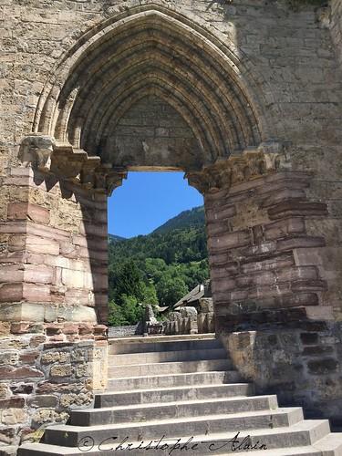 Abbaye d'Aulps 10