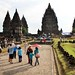 <p>The APDR3 delegation visits Prambanan Temple, a Hindu temple that is a popular tourist destination.  It was badly damaged in the earthquake of 2006.</p>