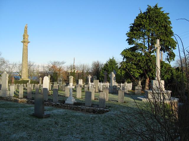 Cromarty Cemetery