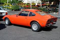 matra 530(0.0), race car(1.0), automobile(1.0), vehicle(1.0), opel gt(1.0), antique car(1.0), land vehicle(1.0), coupã©(1.0), sports car(1.0),