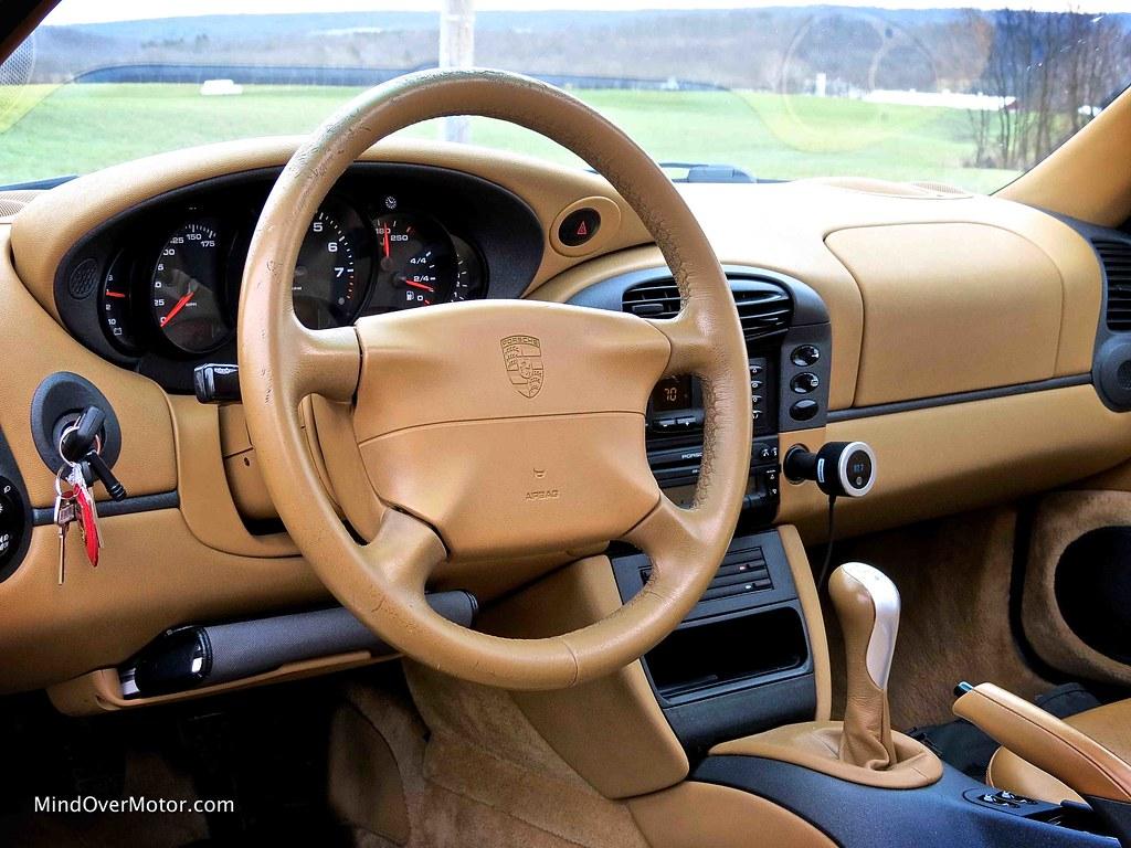 Road Review 1999 Porsche 911 Carrera 9 5 10 Mind Over Motor