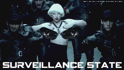 SURVEILLANCE STATE SHOW by WilliamBanzai7/Colonel Flick