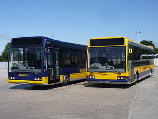 Anglianbus & Konectbus Excel 2's (c) David Smith