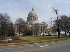 Missouri State Capitol February 2005