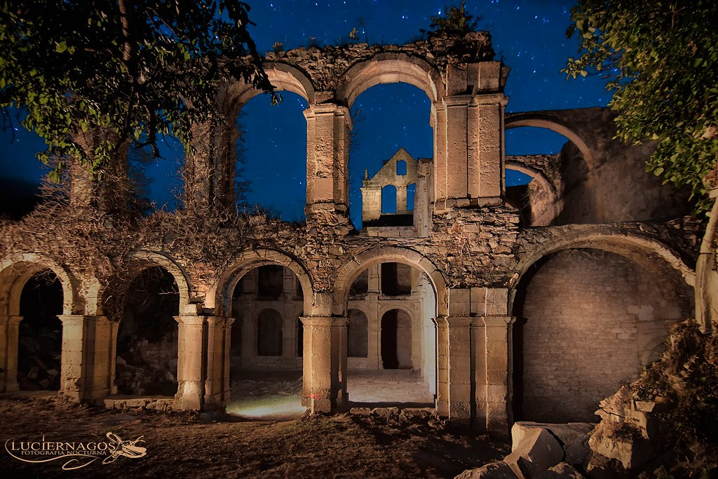 El viejo Monasterio deslumbra de nuevo