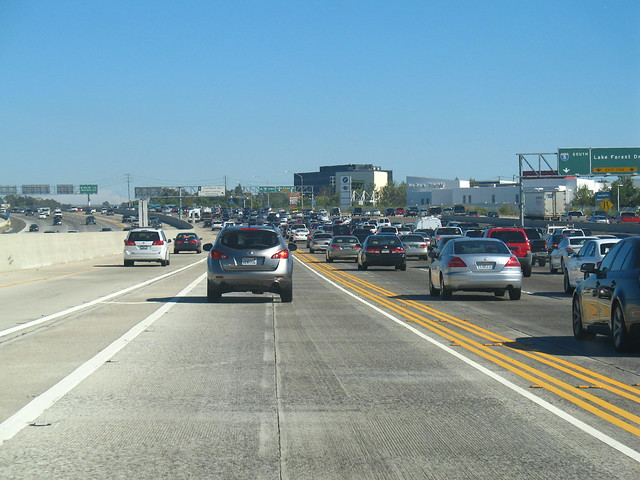 Interstate 5 Southbound