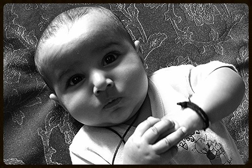 Marziya Shakir My First Grand Child ... by firoze shakir photographerno1
