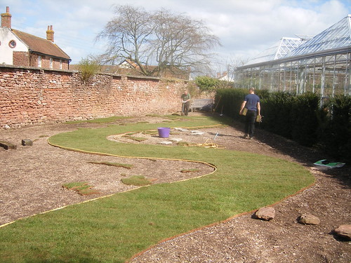 Walled Gardens of Cannington develop collection of plants