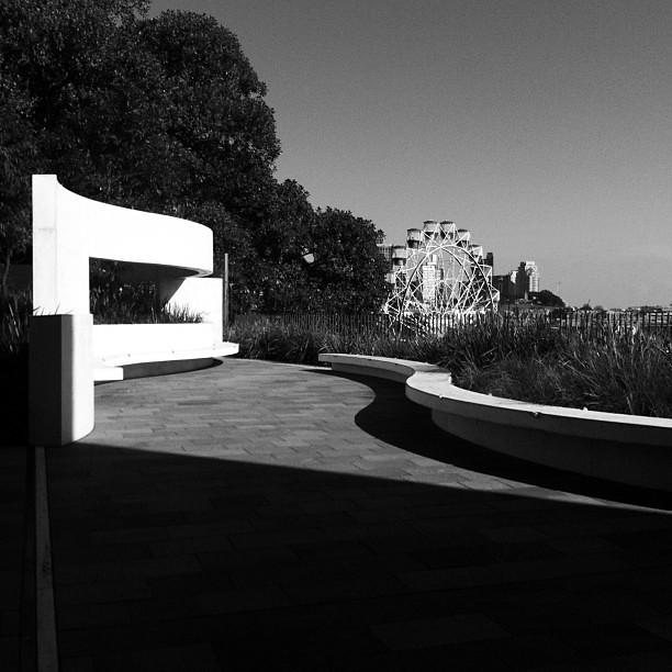Harry's Park #harryseidler #seidler #architect #architecture #sydney #australia