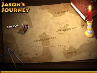 Jason and the Golden Fleece Jason's Journey